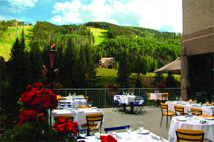 A guide to alfresco dining in Vail, Beaver Creek, Edwards, Arrowhead, and Avon